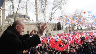 Erdoğan: ''Türkiye'yi bu laiklik istismarından kurtarmanın vakti geldi''