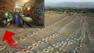 2 bin 200 yıl önce Türkler yaptı