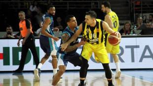 Türk Telekom 65 - 73 Fenerbahçe Beko (Basketbol Erkekler Türkiye Kupası)