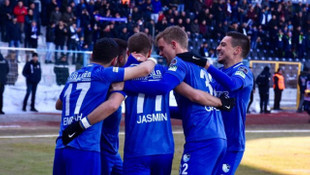 Büyükşehir Belediye Erzurumspor 4 - 2 Demir Grup Sivasspor (Maç özeti)