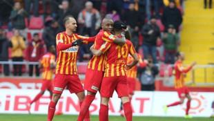 Kayserispor 2 - 1 Göztepe