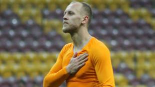 Galatasaraylı futbolcu Semih Kaya'dan Fenerbahçe'ye gönderme