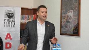 CHP'li Ahmet Akın: ''Hükümet zeytini stratejik ürün olarak görmüyor''
