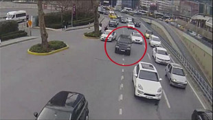 İstanbul'da nefes kesen kovalamaca