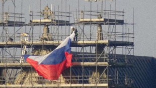 İngiltere'de Rus bayrağı krizi