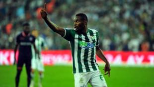 Bursaspor'da Diafra Sakho, Başakşehir'e karşı forma giyebilir
