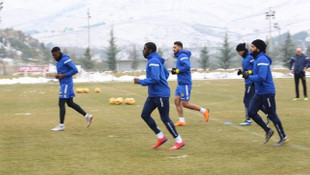 Yeni Malatyaspor'a Aboubakar Kamara'dan iyi haber