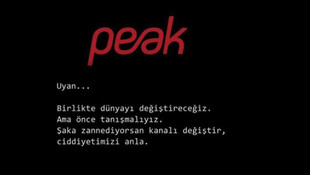 Çok konuşulan Peak reklamı durduruldu