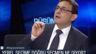 Konsensus Araştırma: ''Şişli'de zafer Mustafa Sarıgül'ün''