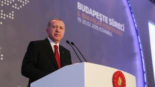 Erdoğan: ''Bunlar gizleniyor, konuşulmuyor...''