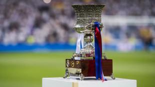 İspanya Süper Kupası 4'lü finale dönüşüp yurt dışında oynanacak
