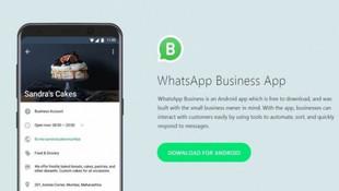 WhatsApp Business iOS için hazırlandı