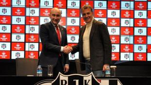 Beşiktaş, Bahçeşehir Koleji ile sponsorluk anlaşması imzaladı