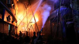 Ülkeyi sarsan yangın faciası: En az 70 ölü