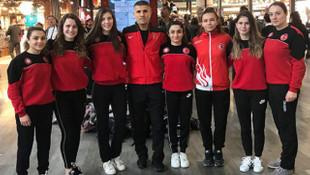 Kadın Judo Milli Takımı Almanya'ya gitti