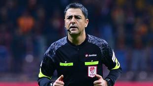 Fenerbahçe-Beşiktaş derbisini hakemi açıklandı