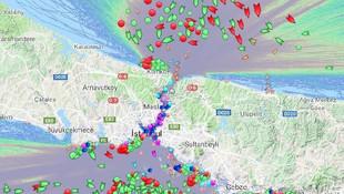 Boğaz'da sis kabusu ! Yüzlerce gemi bekliyor
