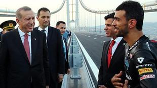 Kenan Sofuoğlu: Yarışmak için Cumhurbaşkanımızdan izin isteyeceğim