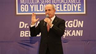Başkan Akgün'den Uysal'a Hodri Meydan!