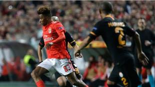 Benfica - Galatasaray: 0-0