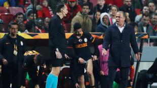 Fatih Terim: Hakem olmayan ofsaytı çaldı, günahı UEFA'nın boynuna