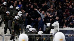 UEFA, AEK'yı 2 yıl Avrupa kupalarından men etti!