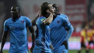 Trabzonspor İzmir'de yara sardı!