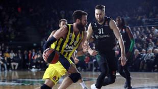 Darüşşafaka Tekfen 75 - 97 Fenerbahçe Beko (THY Euroleague)