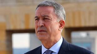 Gülen'in iadesiyle ilgili Hulusi Akar'dan açıklama