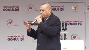 Erdoğan: Gelin İdlib'i güvenli hale getirelim