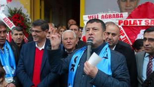 CHP'li Ağbaba: AK Parti'ye oy verirseniz eliniz kırılsın