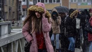 İstanbul'da kar yağışı devam edecek mi ?