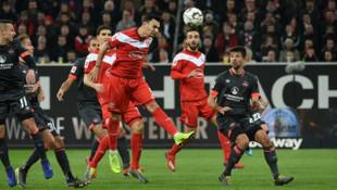 Fortuna Düsseldorf 2 - 1 Nürnberg