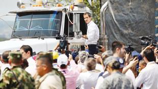 Venezuela'da ''yardım'' kavgası