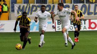 Ankaragücü 2-1 BB Erzurumspor