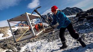 Bakan müjdeyi duyurdu: Antarktika'ya üssümüzü kurduk