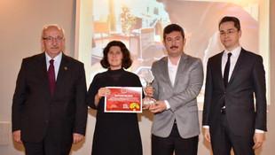 Büyükçekmece Belediyesi'ne teknoloji alanında bir ödül