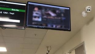 Devlet hastanesinde porno skandalı !
