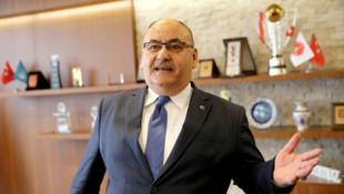 Ümraniye Belediye Başkanı Hasan Can: Hedefimiz UEFA Avrupa Ligi