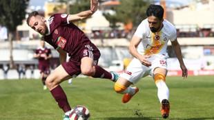 MAÇ ÖZETİ   Hatayspor 4 - 2 Galatasaray (Ziraat Türkiye Kupası)