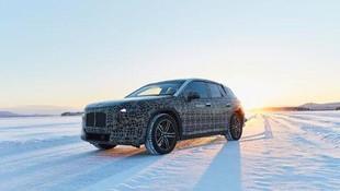 BMW'nin esrarengiz otomobili iNext görüntülendi