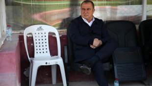 Hatayspor maçı sonrası Fatih Terim'den İstiklal Marşı göndermesi!