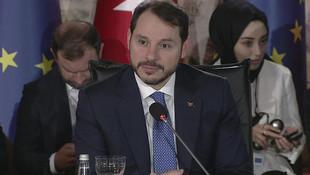 Bakan Albayrak 2019 yılı enflasyon hedefini açıkladı