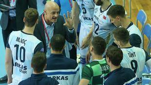 Arkas Spor, Avrupa'ya galibiyet alamadan veda etti