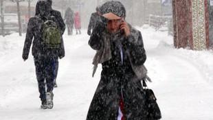 Eğitime kar engeli ! 6 ilde okullar tatil edildi