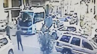 İstanbul'da minibüsçü terörü