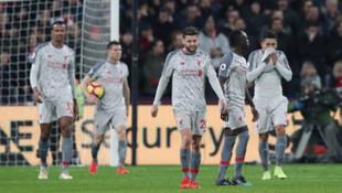 Liverpool puan farkını açma şansını kaçırdı