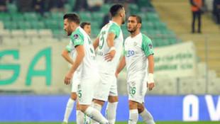 Bursaspor'da Tunay Torun uzun süre sahalardan ayrı kalacak