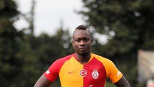 Galatasaray'da Mbaye Diagne'nin cezası bitti