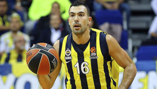 Fenerbahçeli basketbolcu Kostas Sloukas'tan Türkiye mesajı